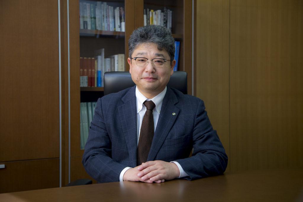 代表取締役社長 三輪昌輝